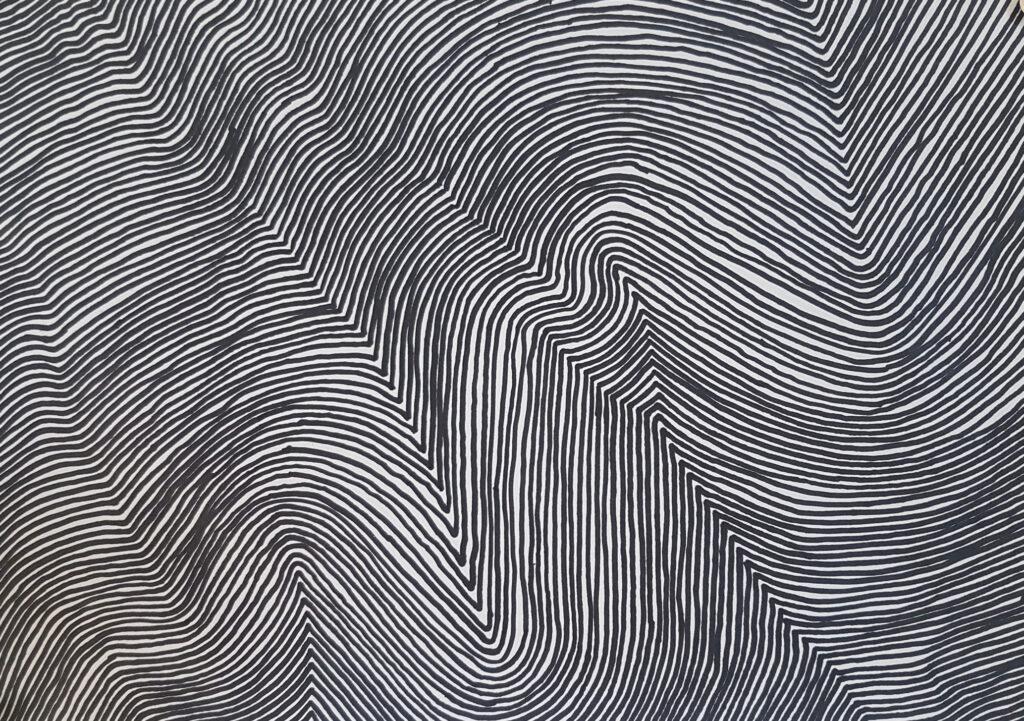Thumbnail Linien Zeichnung